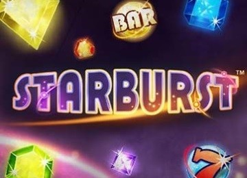 Starburst slot machine Review